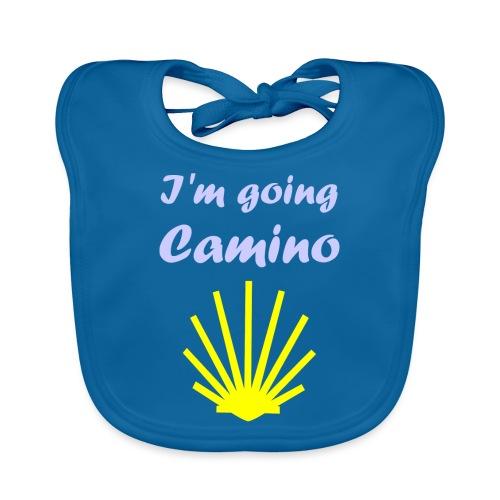 Going Camino - Baby økologisk hagesmæk