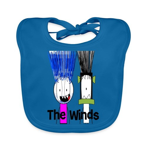 The Winds - Baby Organic Bib