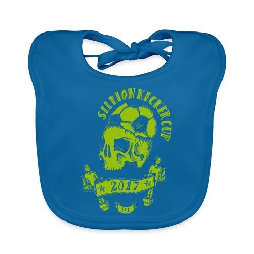Logo Silpion Kicker Cup 2017 - Baby Bio-Lätzchen