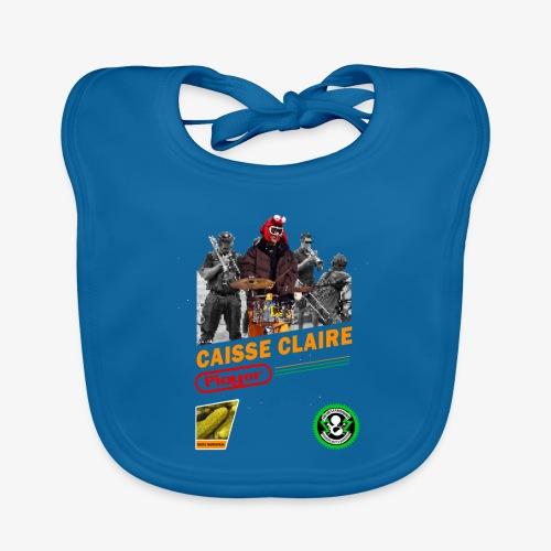 Caisse Claire playerendo - Bavoir bio Bébé
