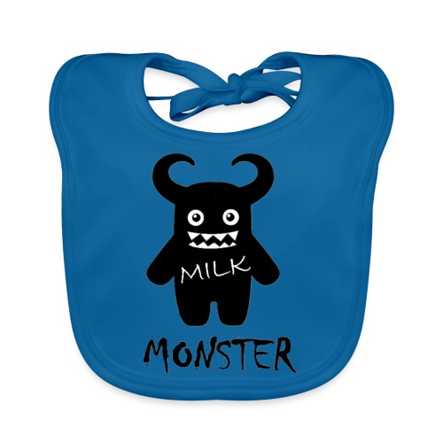 Milk Monster - Baby Organic Bib