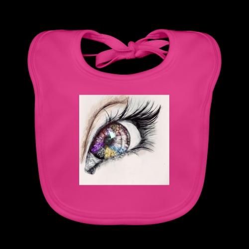 desenho design olhos eye Favim com 403064 - Bio-slabbetje voor baby's