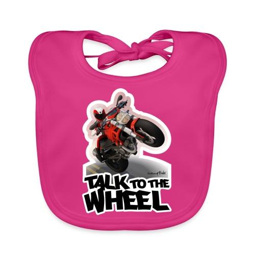 Ducati Monster Wheelie B - Babero ecológico bebé