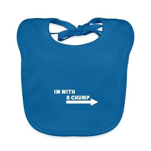 Chump T-Shirt - Bavaglino ecologico per neonato