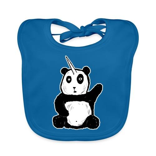 Pandicornio - Bavaglino ecologico per neonato