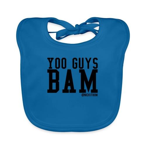 BAM! - Baby Bio-Lätzchen