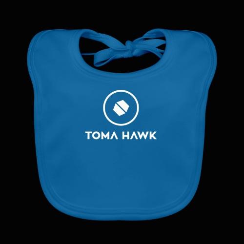 Toma Hawk Original White - Baby Bio-Lätzchen