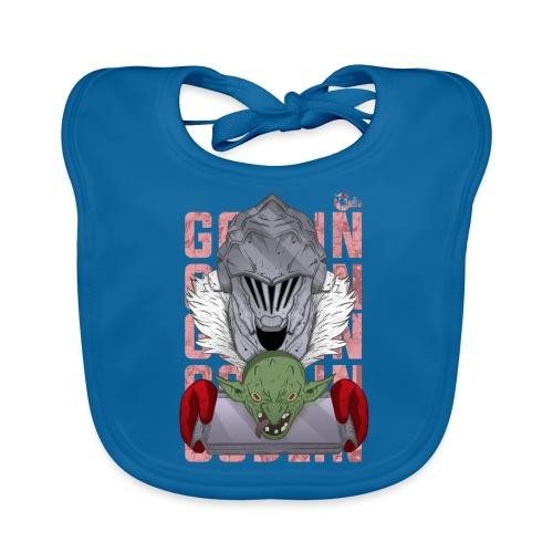 Goblin - Babero de algodón orgánico para bebés