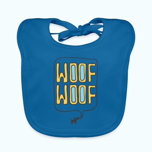 Woof Woof - Baby Organic Bib