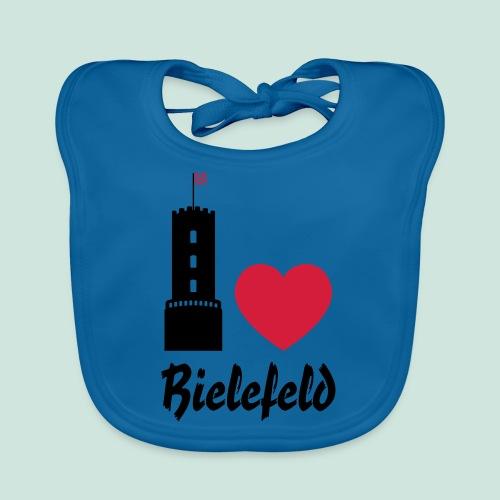 I love Bielefeld - Baby Bio-Lätzchen