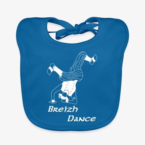 BZH Atypik Design - Breizh Dancer - Bavoir bio Bébé