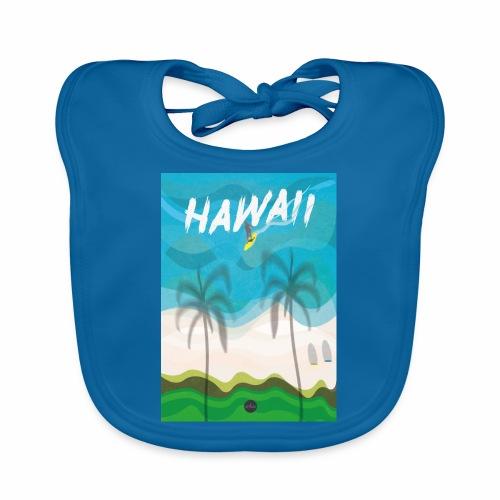Hawaii - Organic Baby Bibs