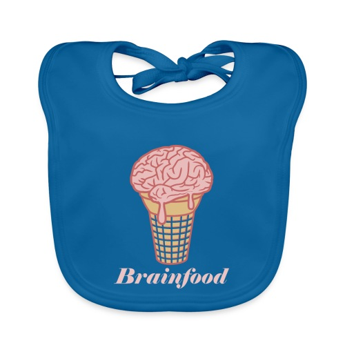 Brainfood/Gehirnnahrung - Baby Bio-Lätzchen