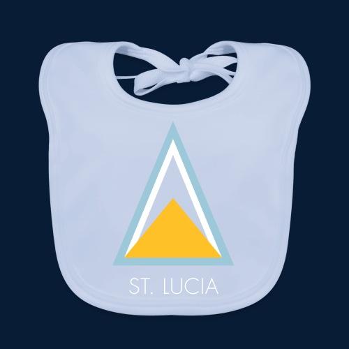 St. Lucia - Baby Bio-Lätzchen