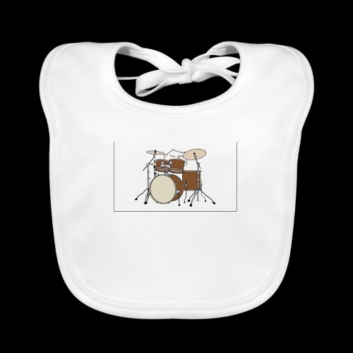 bongo cattttttttttt - Organic Baby Bibs
