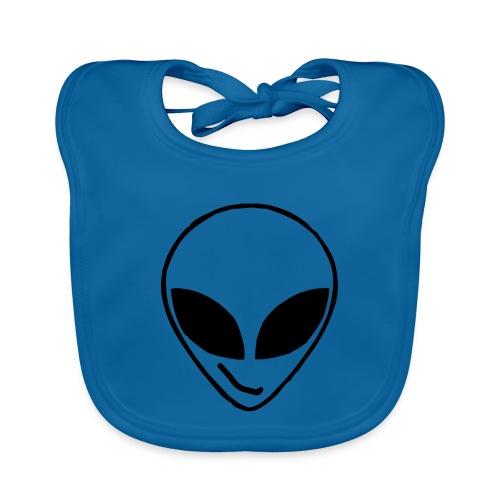 Alien simple Mask - Organic Baby Bibs