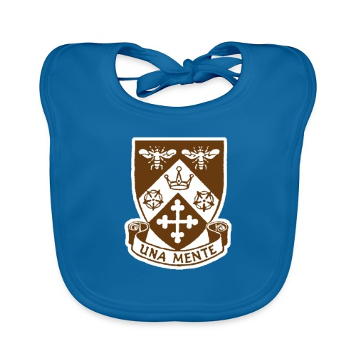 Borough Road College Tee - Baby Organic Bib