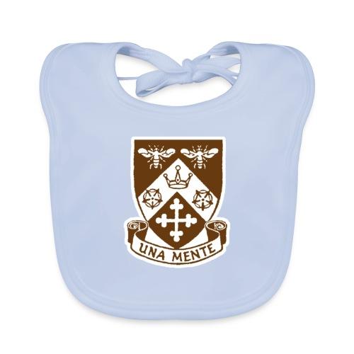 Borough Road College Tee - Baby Organic Bib