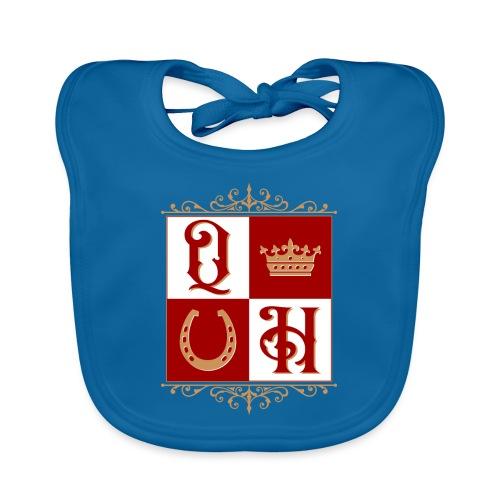 Quater Horse Ornament Pferd Royal König Geschenk - Baby Bio-Lätzchen