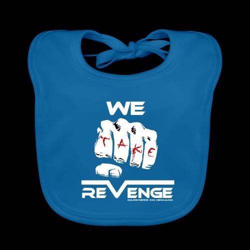 Darkness on Demand - We Take Revenge - Baby Bio-Lätzchen
