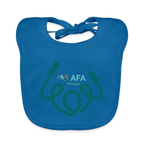 AFAfitness - Bavaglino ecologico per neonato