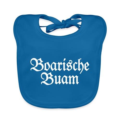 Boarische Buam - Die Jungs aus Bayern - Baby Bio-Lätzchen