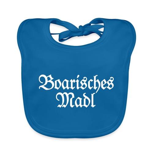 Boarisches Madl - Ein Mädel aus Bayern - Baby Bio-Lätzchen