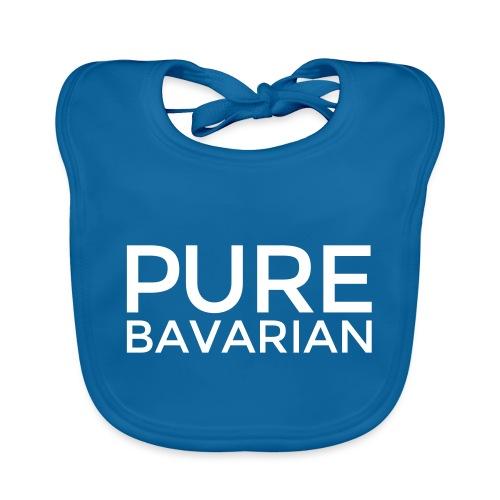 PURE BAVARIAN - Pures Bayern Design - Baby Bio-Lätzchen