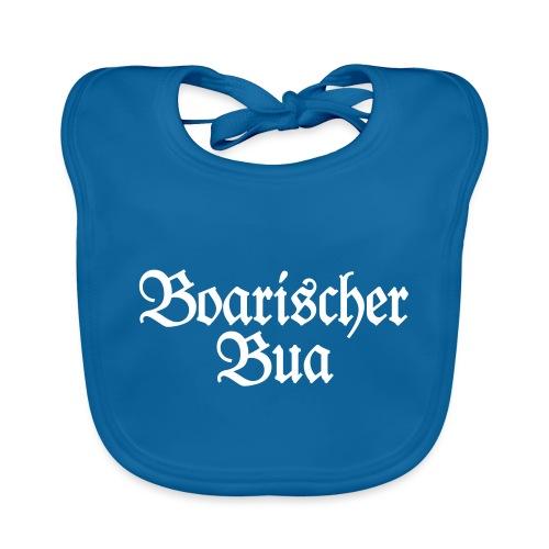 Boarischer Bua - Ein Junge aus Bayern - Baby Bio-Lätzchen