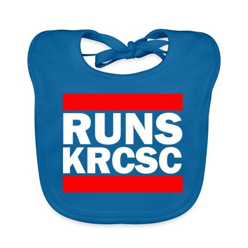 KRCSC logo (black) - Baby Organic Bib