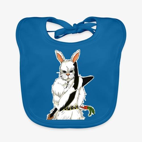 The white Rabbit - Økologisk babysmekke