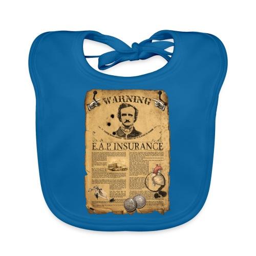 T-Shirt ALLAN POE - Bavaglino ecologico per neonato