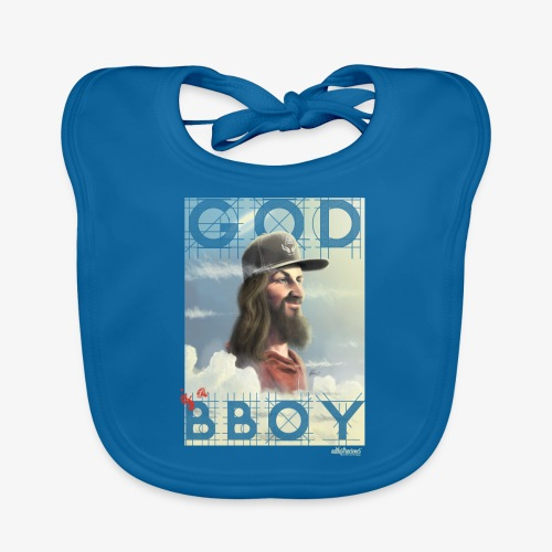 bboy - Babero ecológico bebé