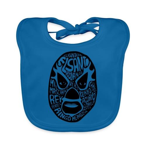 luchador mask2 - Bio-slabbetje voor baby's