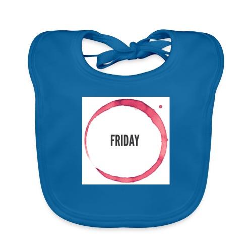 Friday JPG - Baby Organic Bib