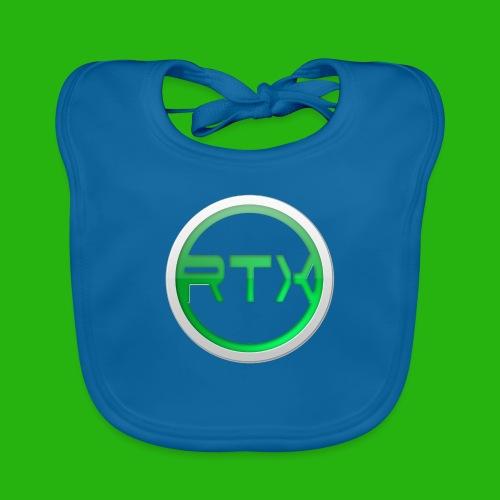 Logo SnapBack - Baby Organic Bib