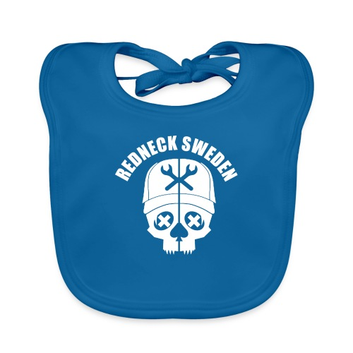 Redneck sweden logo - Ekologisk babyhaklapp