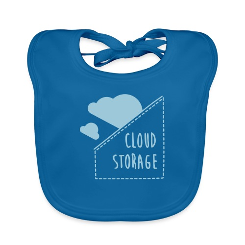 Cloud Storage - Baby Bio-Lätzchen