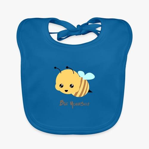 Bee Yourself - Baby økologisk hagesmæk
