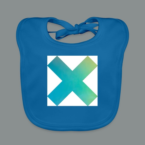 blue X - Bavaglino