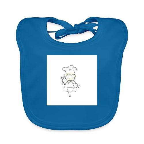 Maglietta 1 - Bavaglino ecologico per neonato