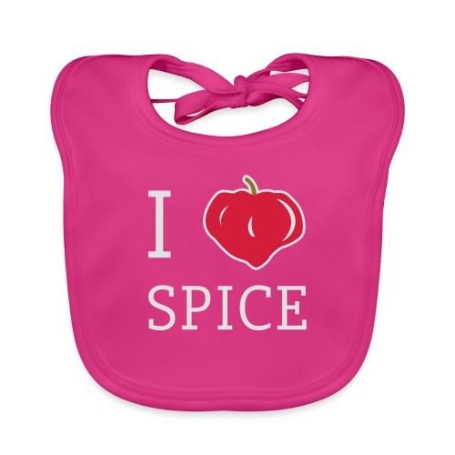 i_love_spice-eps - Vauvan luomuruokalappu