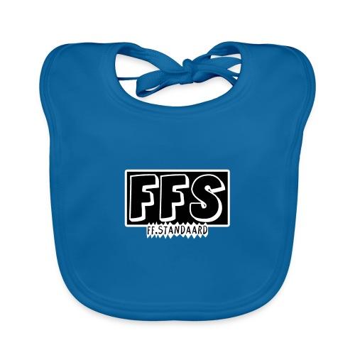 ff Standaard Shirt, Met FFS logo! - Baby Organic Bib