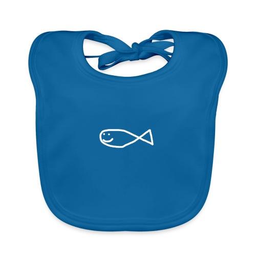 Klassisk Strandfisk Hoodie - Økologisk babysmekke
