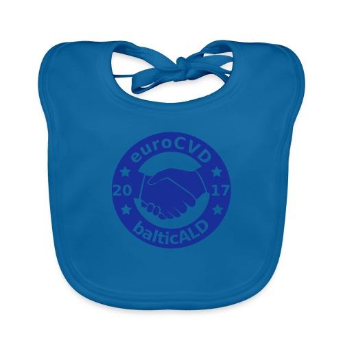 Joint EuroCVD-BalticALD conference womens t-shirt - Baby Organic Bib