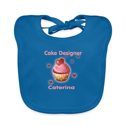 cupcakke - Bavaglino ecologico per neonato