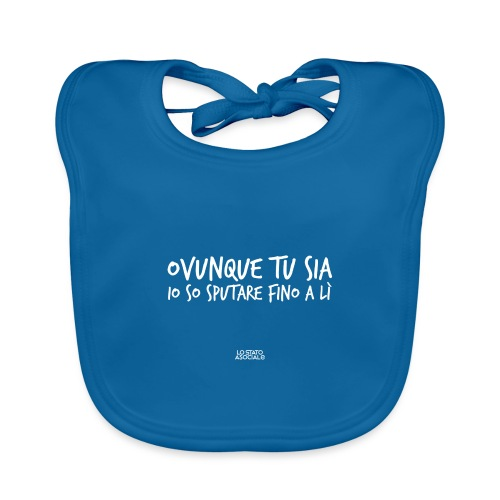 T-Shirt Ovunque Tu Sia - Bavaglino