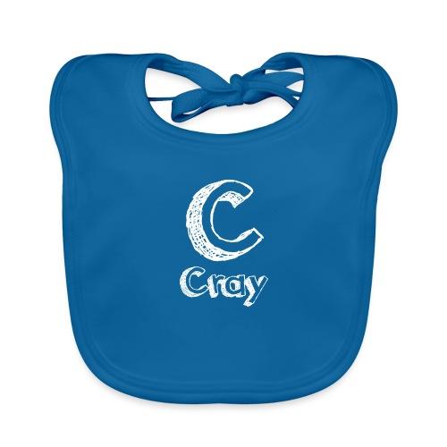 Cray Hoddie - Baby Bio-Lätzchen