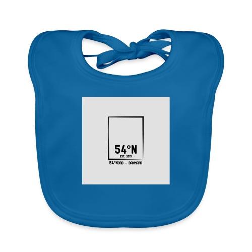 54°Nord square t-shirt edt.4 - Hagesmække af økologisk bomuld