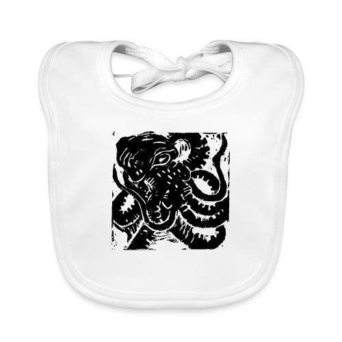 Museum Collection Octopus - Baby Organic Bib